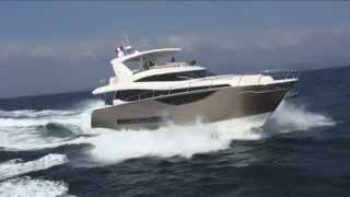 Prestige 750 from Motor Boat & Yachting