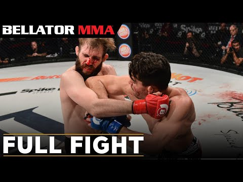 Bellator MMA: Patricky Pitbull vs. Ryan Couture FULL FIGHT