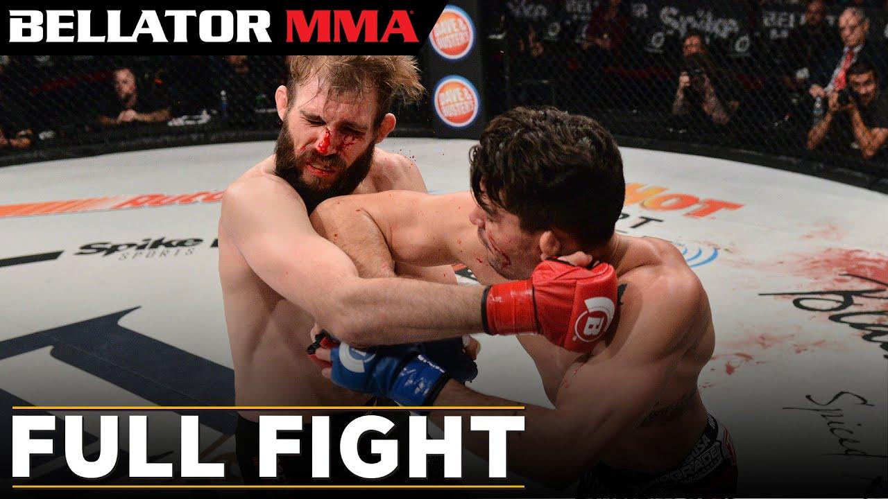 Full Fight | Patricky Pitbull vs. Ryan Couture - Bellator 148