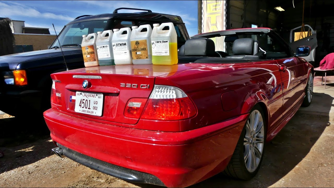 medium resolution of project bmw e46 330ci zhp full interior detailing