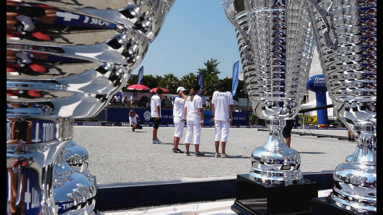 Pétanque : Trophées