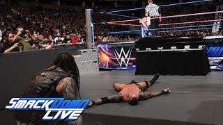 Randy Orton vs. Luke Harper: SmackDown LIVE, 18. Oktober 2016