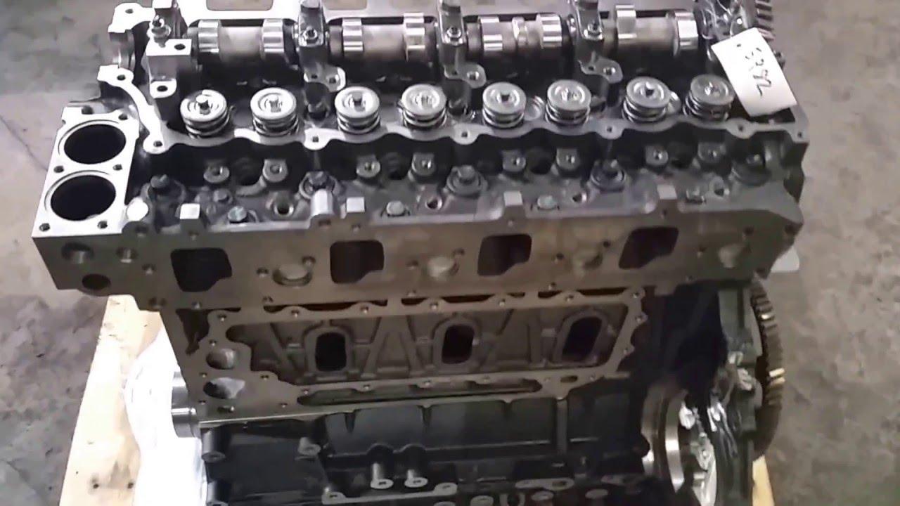 Isuzu 4HE1 4 8 ltr engine for GMC W3500, GMC W4500, GMC W5500 for sale