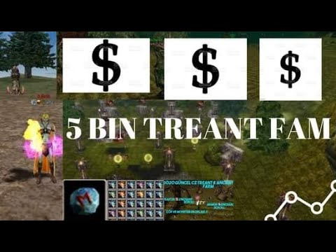 Knight Online   Base Farm Güncel   Farm Analizi #6