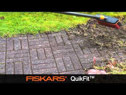 QuikFit Yard Broom 135532