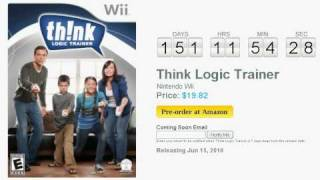 Think Logic Trainer Wii Countdown