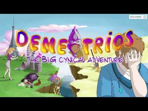 Demetrios The BIG cynical adventure, notre test sur Xbox One