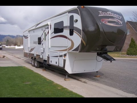 2013 Dutchmen Infinity 3750FL 40ft Fifth Wheel Part 44
