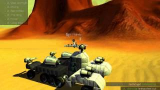 Robocraft - Mars Roadster