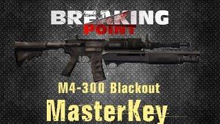 Arma 3 Breaking Point Arsenal #37 - M4 300 Blackout Masterkey