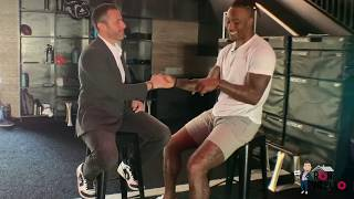 South Florida Living: How to Loose Weight with Brandon Marshall // Fitness Tips at House of Athlete