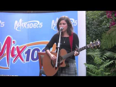 Missy Higgins - The Wrong Girl - Live @ Mix 106.5 San Jose HD