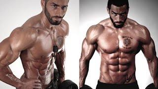 Lazar Angelov Workout & Motivation – Best Six Pack Abs