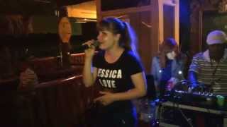If I ain't got you Karaoke Jessica Bettencourt/ Valdez