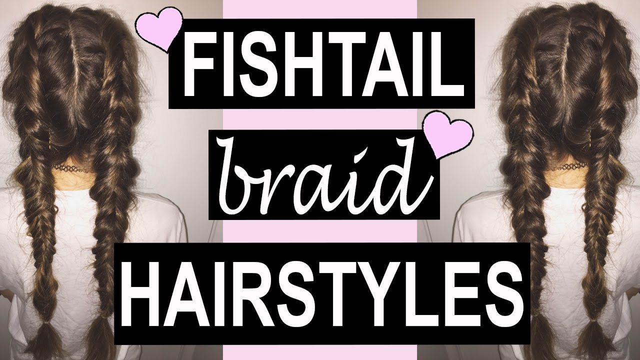 Tumblr Braids step by step forecast to wear in autumn in 2019