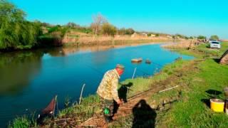 Рыбалка на Кубани 2017 из Анапы в Курчанскую видео http://www.welcometoanapa.ru