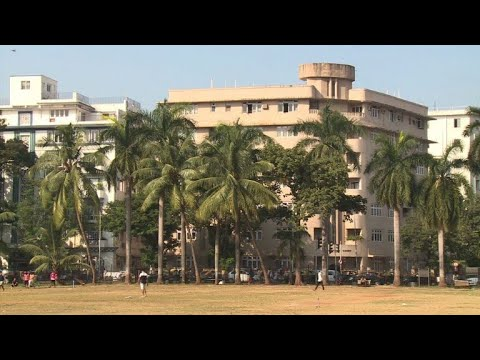 India's 'Miami': Putting Mumbai's Art Deco on the map