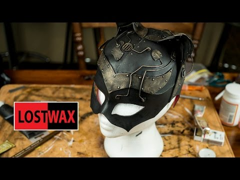Steampunk Catwoman Mask DIY Steampunk Style
