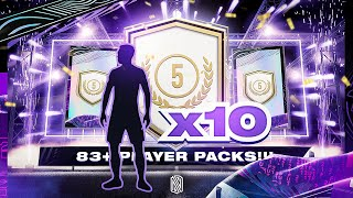 INSANE 10 x 83+ RARE PLAYERS 25 PACKS!!!! FIFA 21