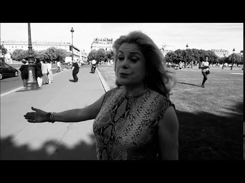 Catherine Deneuve Rive Gauche - Le Bon Marché Rive Gauche et MK2