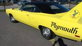 1970 Plymouth Superbird 440-6 4 speed for sale by PTTM