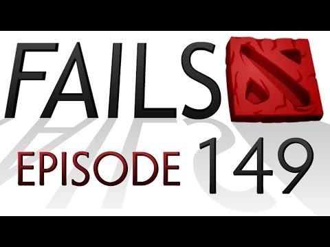 Dota 2 Fails of the Week - Ep. 149