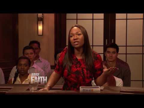 Judge Faith  Penetrating Numbers; No Good Deed Season 1: Episode 12