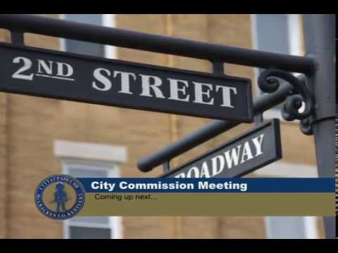 Paducah City Commission Meeting - February 25, 2020