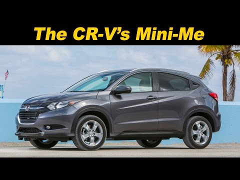 2016 / 2017 Honda HR-V Review and Road Test | DETAILED in 4K UHD!