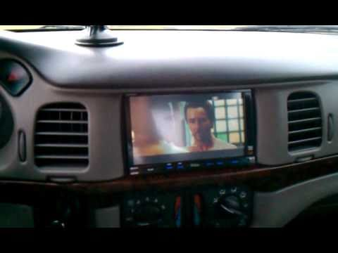 Double Din Radio in My Chevy Impala Done right (Evo 4G (PART 3)