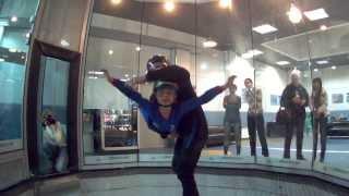 Полёты в аэродинамической трубе 2: Таня