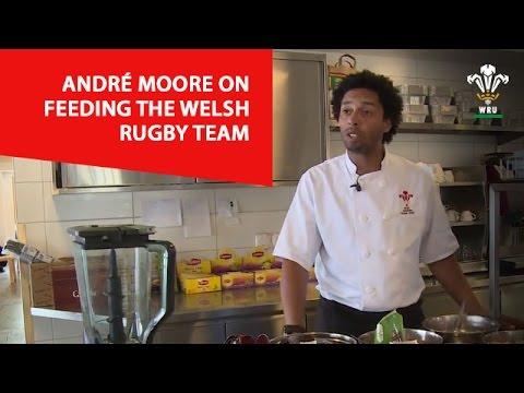 Wales team chef talks through the team's nutritional needs | WRU TV