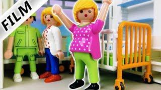 Playmobil Film Deutsch - WENN PAPA SCHWANGER WÄRE IM 8.MONAT! VATER WIRD ZUR MUTTER! Familie Vogel