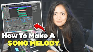 How To Make a Song Melody for BEGINNERS!