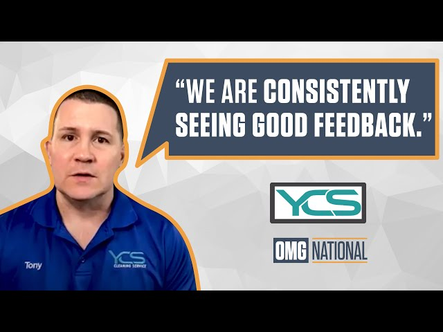 OMG National Testimonial - Yorleny's Cleaning Service
