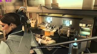 Deus Ex - Human Revolution - Benchmarks, Settings and Game Menu