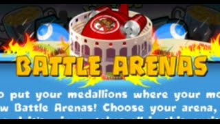 BTD Battles NEW mode: Battle Arena