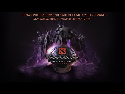 dota 2 international 2017 hype eg vs na vi recap youtube