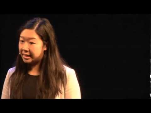 Your flaws are not your enemy   Yvonne Jih   TEDxUMaryland