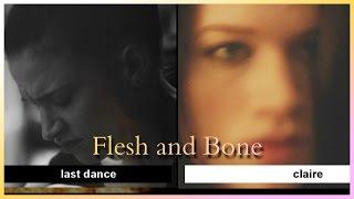 ♛ claire // last dance