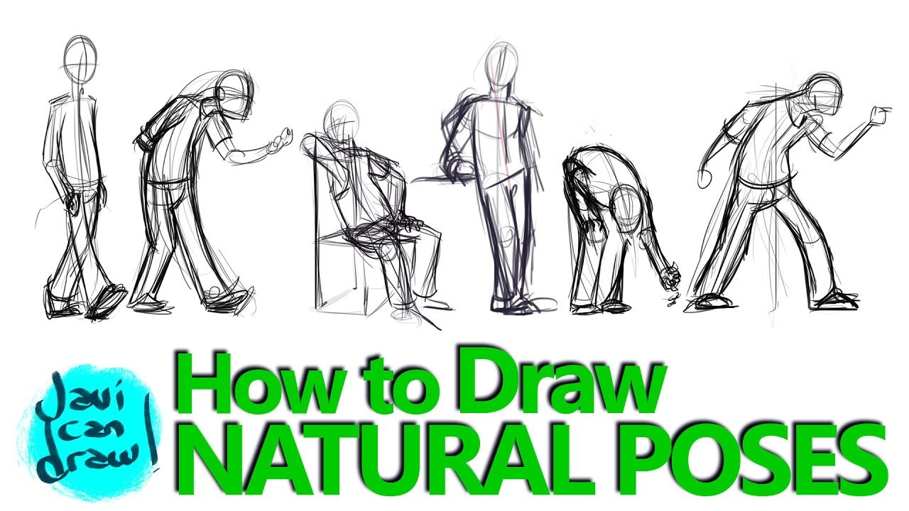 how to draw your character