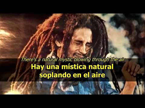 Natural Mystic - Bob Marley (LYRICS/LETRA) [Jamaican version]