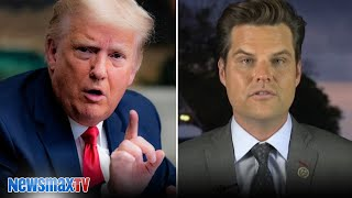 How Trump can salvage this | Matt Gaetz