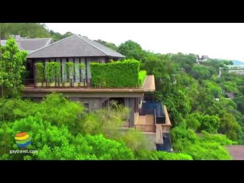 Gay Travel: Phuket, Thailand and Paresa Hotel