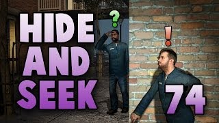 Repeat youtube video Breaking Into The CIA! (Hide & Seek #74)