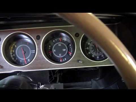 1970 DODGE CHALLENGER RT 440 4 SPEED