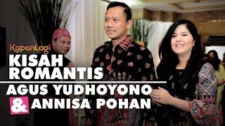 q annisa pohan sisi romantis agus yudhoyono