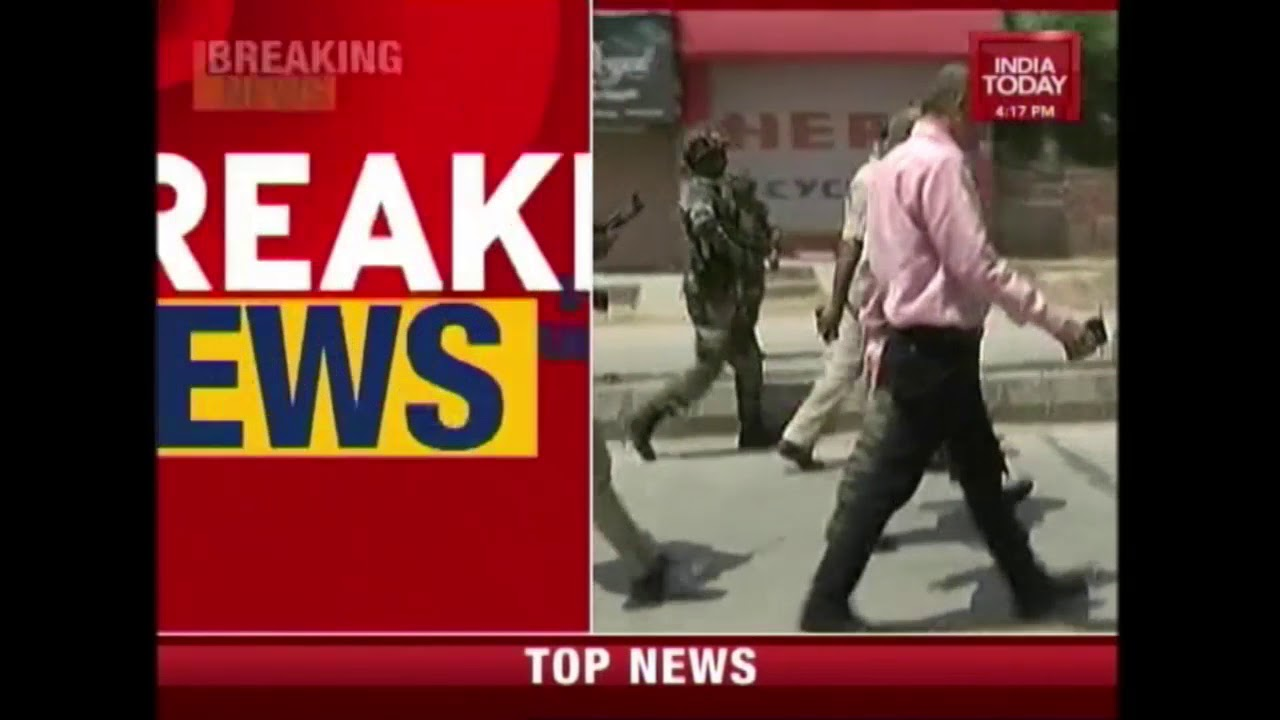 More Than 200 Troops Deployed Ahead Of Dera Verdict