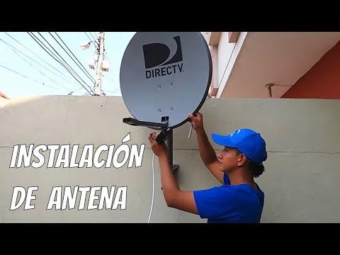 Como instalar una antena DIRECTV 2017 | LATINOAMÉRICA