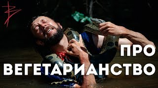 Вопрос про вегетарианство. Виталий Сундаков